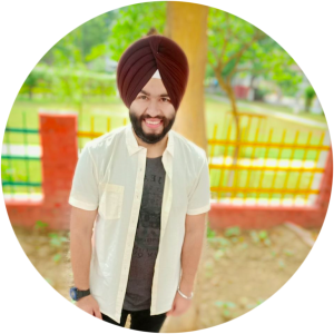 Manavdeep Singh IQUANTA CAT 18 TOPPER