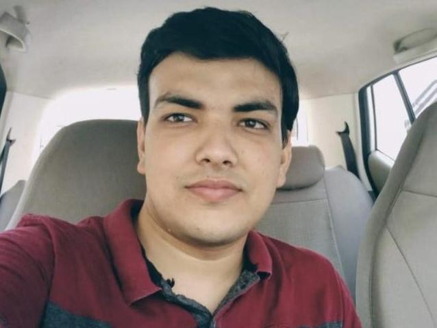 rishab vijay cat 2018 topper