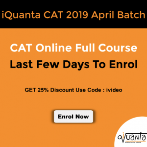 iquanta cat 2019 course