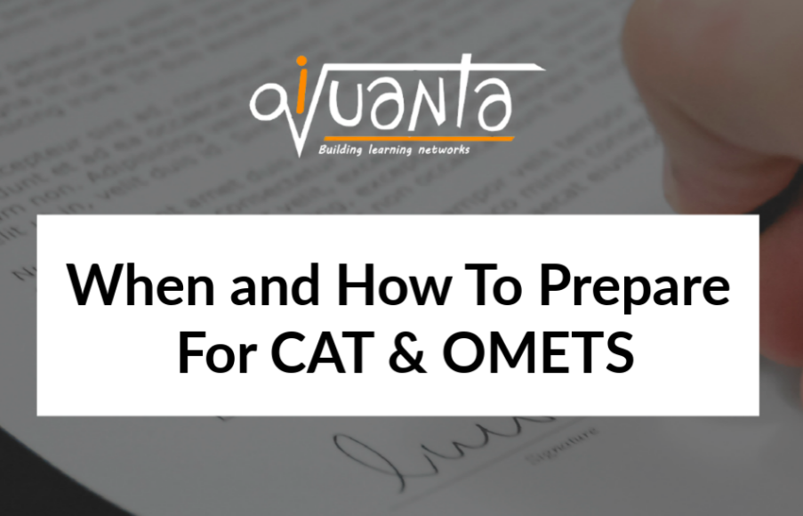 how to prepare for CAT