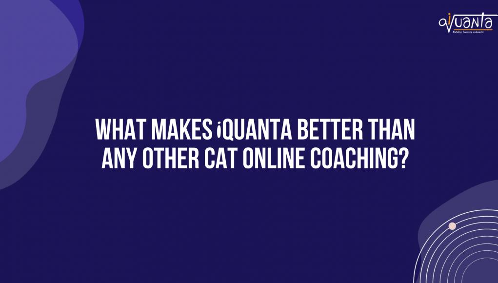 cat online coaching