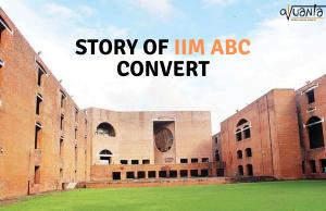 Story of iim abc convert
